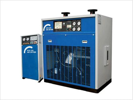 HYD-W Water Cooled Refrigeration Air Dryers