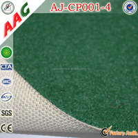 white latex foam backing artificial grass for mini-golf court