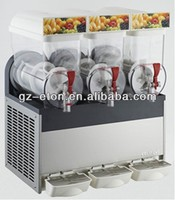 3 bowls Slush Freezer,Slush Ice Machine