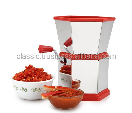 Quality Vegetable & Dry Fruit Cutter exporter 14 Blade