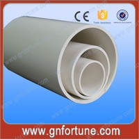 Wholesale Recycled Solid PVC Irrigation Pipe