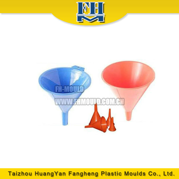 China supplier custom made high precision plastic funnel mold