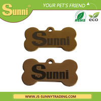 Stainless steel dog tag dog name tag