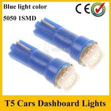 VW T5 LED 5SMD CAR LIGHT BULB AUTO LAMP DASHBOARD LIGHT