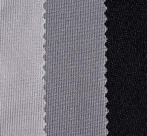 100% polyester collar interlining / shirt interlining fabric 1214 2H