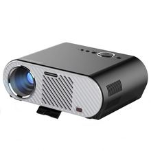 LAUMOX Hot Selling GP90 Portable 1280*800P Native Resolution 3200lumens LCD LED Mini HD 1080P Video Projector