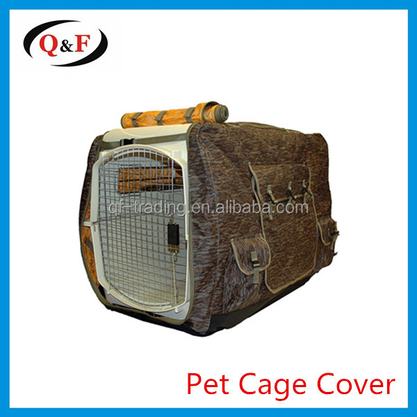 cat durable pet cage crate cover dog kennel cover