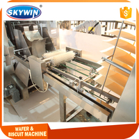 Tasty Mould Wafer Biscuit Confectionery Machine China Factory