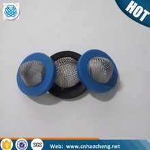 20 30 40 50 60 mesh rubber stainless steel filter mesh screen hose washer filter