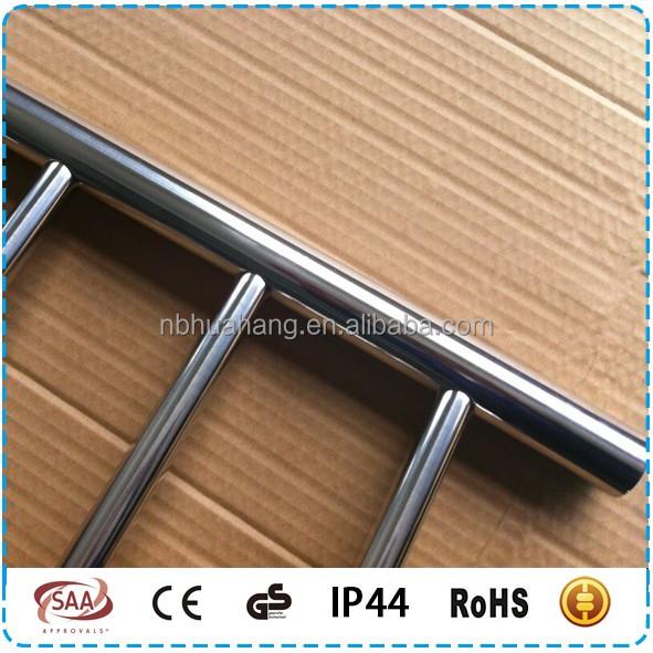 E0106c toalla de ba o bar calienta toallas de acero for Calentador de toallas electrico