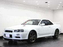 USED CARS - NISSAN SKYLINE GT-R (RHD 819851 GASOLINE)