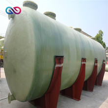 horizontal oil storage tank manufacture