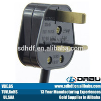 Professional Test Electric Assembly UK Market Power Plug