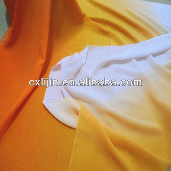 100 Polyester Color Changing Brushed Microfiber Fabric