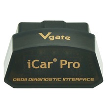 Vgate iCar Pro ELM327 Bluetooth 4.0 OBD II/EOBD Diagnostic Scanner Tool ELM 327 Bluetooth iCar Pro Support for Android/IOS