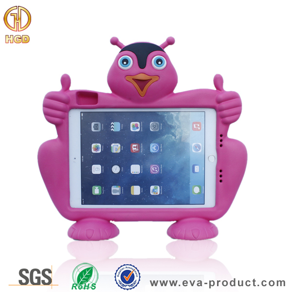 New design smart cover accept trade assurance case for iPad kids