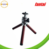 Light Weight Aluminium Alloy Tripod Light Stand With DSLR Camera And Phone