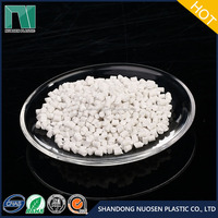 Hot selliing plastic shoe filler, plastic film filler masterbatch, white masterbatch for poly bag