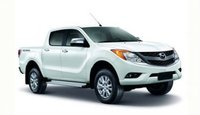2014 All New Mazda BT-50 PRO Double Cab 3.2 4x4 MT