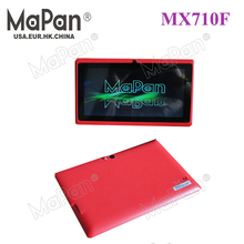 MaPan android 7 inch phone mobile google play store MX710F mini laptop computer laptop