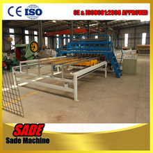HOT SELL concrete reinforcing steel welded wire mesh machine factory in China