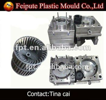 Compare Plastic Industrial Pump Impeller Products Mould