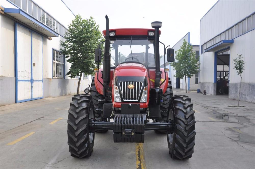 Горячие Дешевые 80 hp малый трактор машина 4x4 мини-трактор