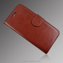 Newest Custom Made Mobile Phone Pu Leather Case Wallet Customize the pattern