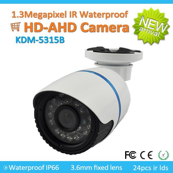 Low cost ahd hd 1 megapixel 720p ir waterproof cctv ahd - Low cost camera ...