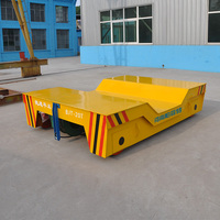 cable roll conveyer, conductor bar cart, battery powerd carrier