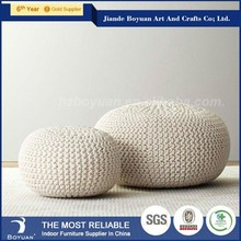 Modern European Furniture,Crochet Pouf,Wedding Furniture