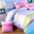 New designs fabric bed covers bedding set indian quilts patchwork