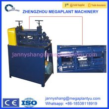 Super quality scrap cooper cable wire stripping machine