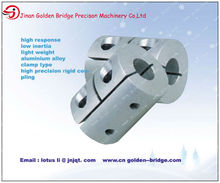flexible Rigid small universal joint shaft Coupling