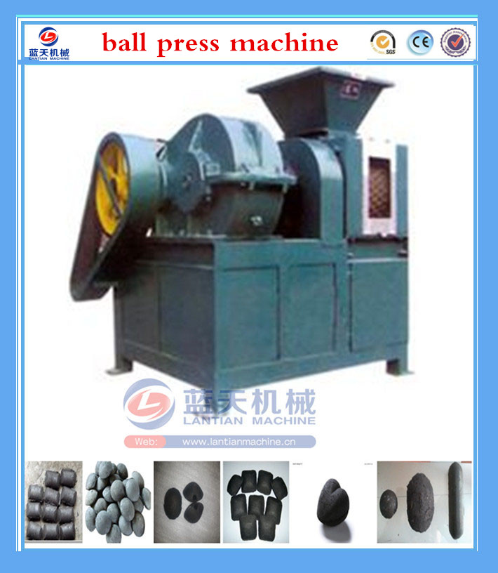 30 years experience high pressure 2 rollers mechanical coal ball press machine/briquette machine/charcoal making machine plant