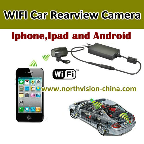 wifi parking camera with night vision