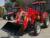 farm tractor DQ404 with front loader 'ENFLY' brand, Chinese famous, hot sale, cheap price