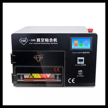 TBK Factory Direct Sales OCA Vacuum LCD Laminating machine+ LCD Bubble Remover Machine Automatic