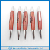 2013 Hot Selling Customized Wooden Ballpen