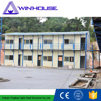 ready made wooden house building construction materials