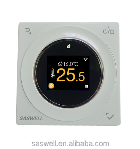 Wifi Thermostat for Water Floor Heating Thermostat