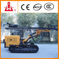 KG940A Mobile crawler rock breaker /portable rock drilling rig machine low price for open air iron mine