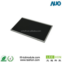 Wide slim 10.1 inch Portable AUO lcd panel for personal computer , notebook , Tablet