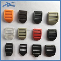 plastic ladder lock ,plastic adjustable strap buckle,plastic buckle for belt