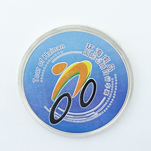 Cycling races printing souvenir challenge coins