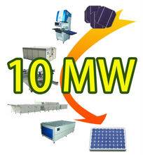 Low Price High Efficiency Solar Panel Production Line