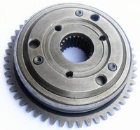 OEM Princess 125 Motorcycle Starter Clutch Gear, 125 Overrunning Clutch