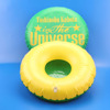 Custom swimming pool rubber mats inflatable rubber ring pool float