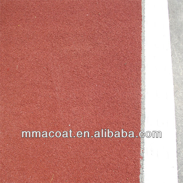 Adition used in MMA colorful road marking piant