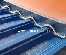 plastic roofing tiles mold from Gree Mould